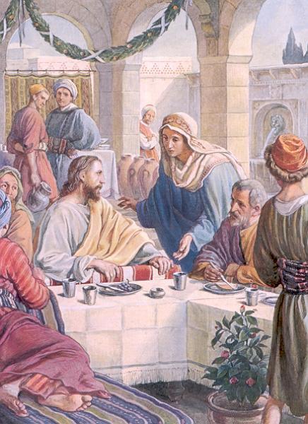 Hochzeit Von Kana  Datei Kana Jesu erstes Wunder JPG – Kathpedia