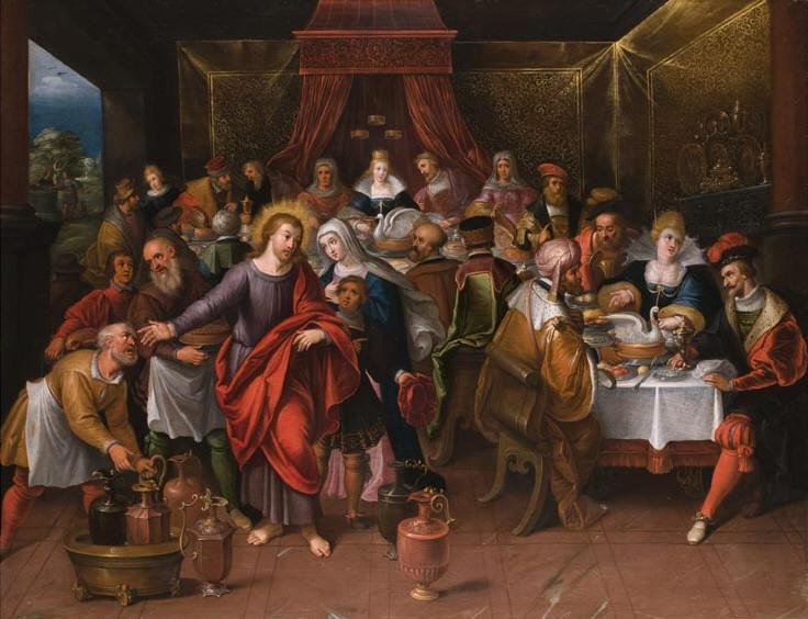 Hochzeit Von Kana  Jungfrau Maria – APWiki