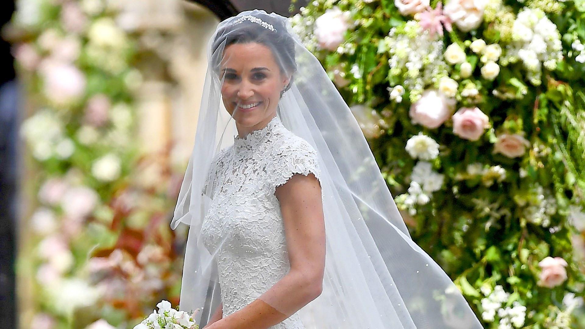 Hochzeit Von Pippa  Die Hochzeit von Pippa Middleton