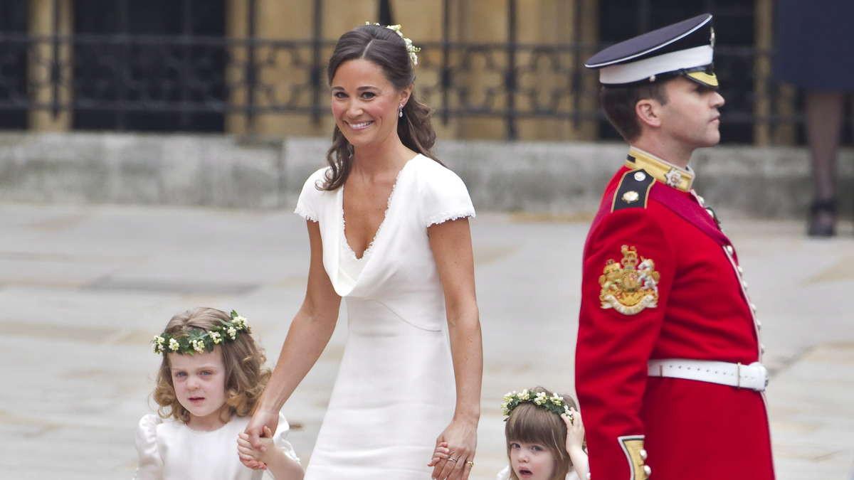 Hochzeit Von Pippa  Pippa Middletons Hochzeit Ring Kleid Location alle