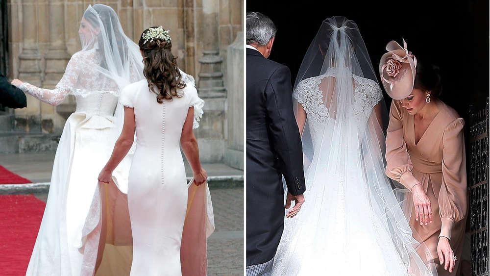 Hochzeit Von Pippa  Live Ticker Hochzeit von Pippa Middleton Fotos der