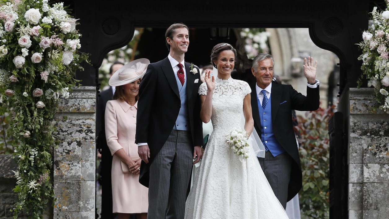 Hochzeit Von Pippa  Hochzeit von Pippa und James Matthews Tischtennis auf der