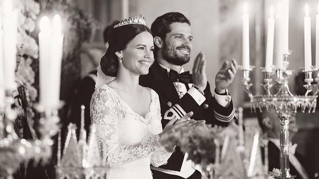 Hochzeit Von Schweden  Prinz Carl Philip und Sofia Hellqvist So berührend war