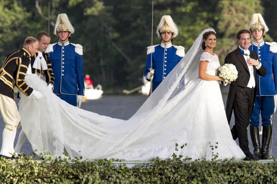 Hochzeit Von Schweden  Schweden Hochzeit 2013 – Red Carpet Watch