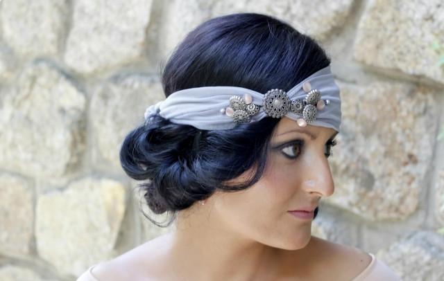 Hochzeitsfrisuren Kurze Haare  Hübsch verzierte Hochzeitsfrisuren für kurze Haare