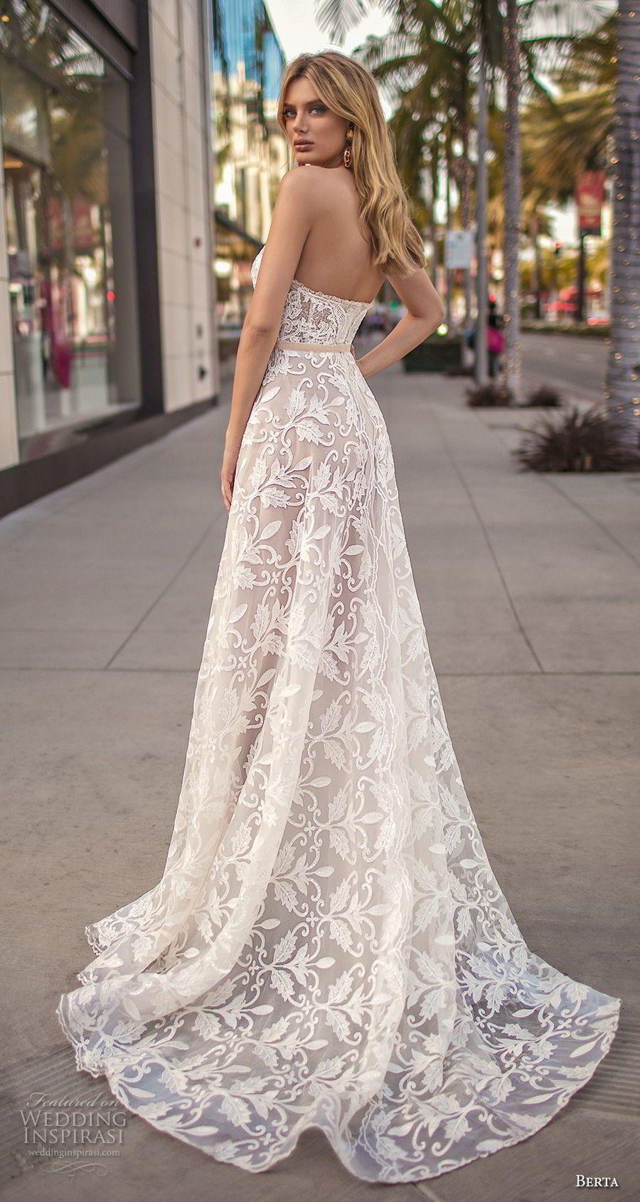Hochzeitskleid 2019  berta hochzeitskleid 2019 Brautkleider