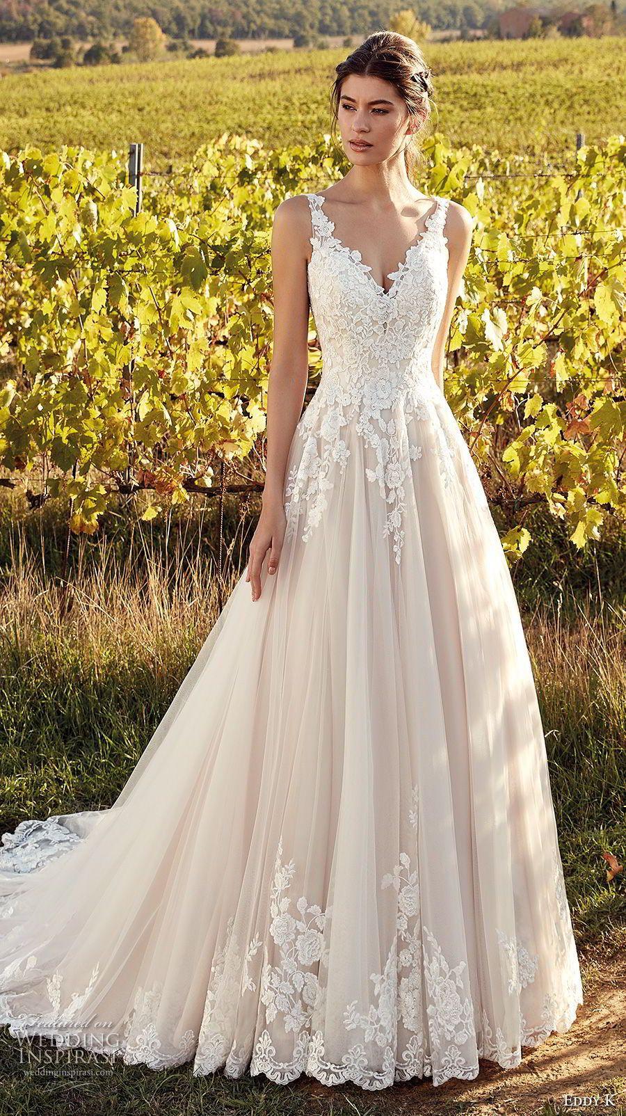 Hochzeitskleid 2019  Eddy K 2019 Brautkleider Hochzeitskleider