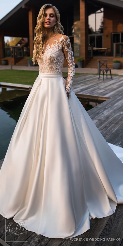 Hochzeitskleid 2019  Hochzeitskleid Hochzeitskleid von Florence Wedding Fashion