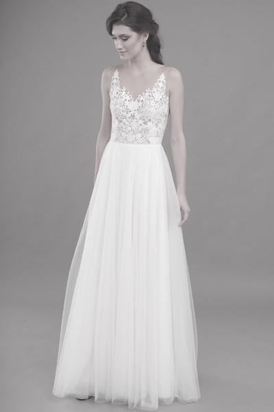 Hochzeitskleid 2019  Brautkleid BOHO VINTAGE HIPPIE