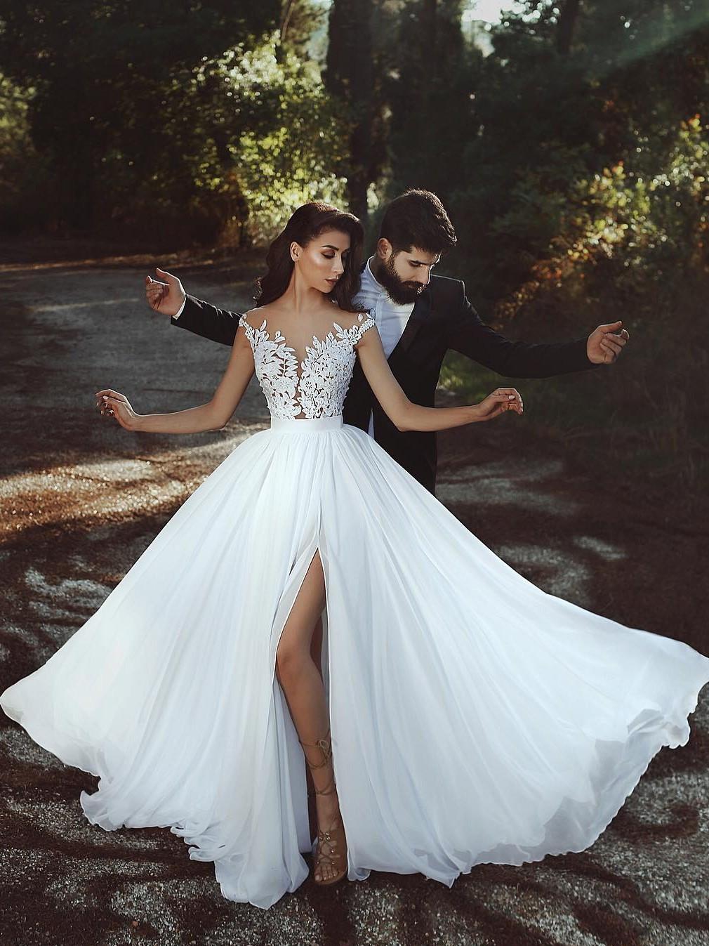Hochzeitskleid 2019  robe de mariée 2019