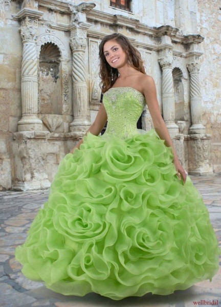 Hochzeitskleid Grün  Hochzeitskleid Grün dacostaweb