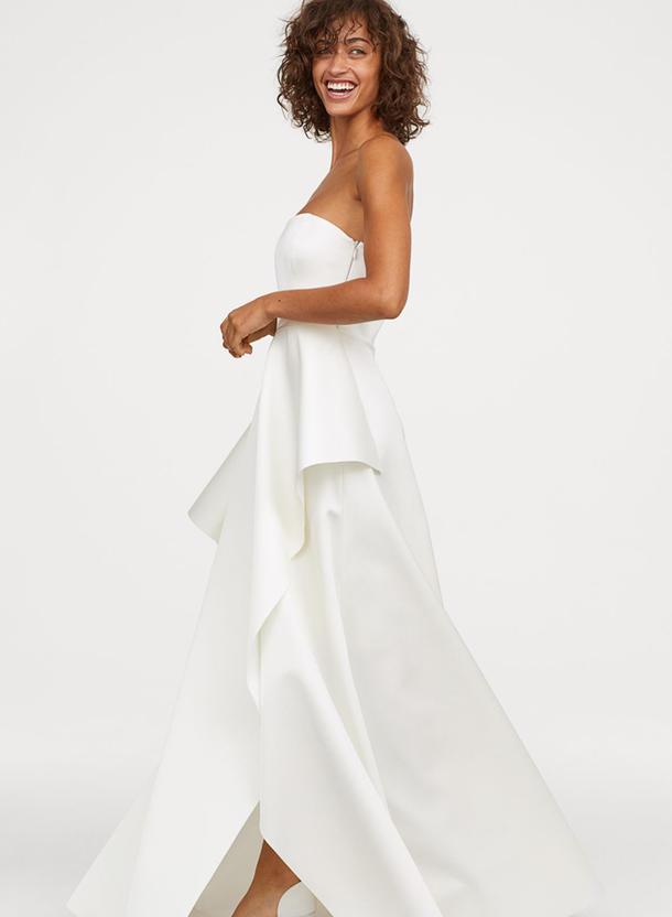 Hochzeitskleid M  Günstige Brautkleider 2019 Die schönsten Kleider zum