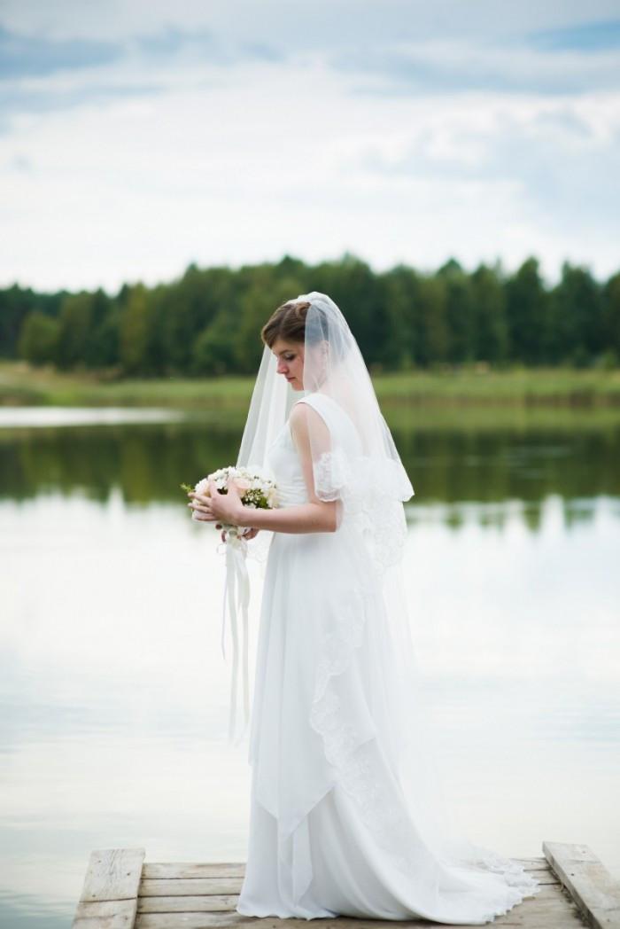 Hochzeitskleid M  Hochzeitskleid Olha M Creative Nähstudio Irina