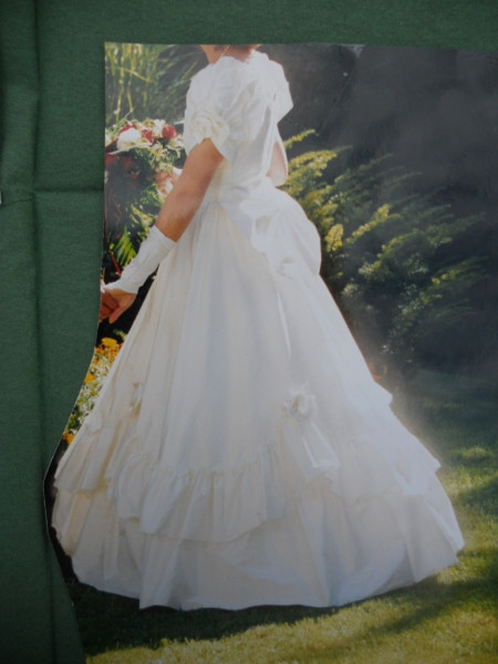 Hochzeitskleid M  Kleiderkorb Brautkleid Hochzeitskleid M 38 ivory