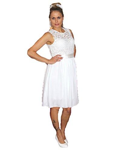 Hochzeitskleid M  Brautkleider von Unbekannt für Frauen günstig online
