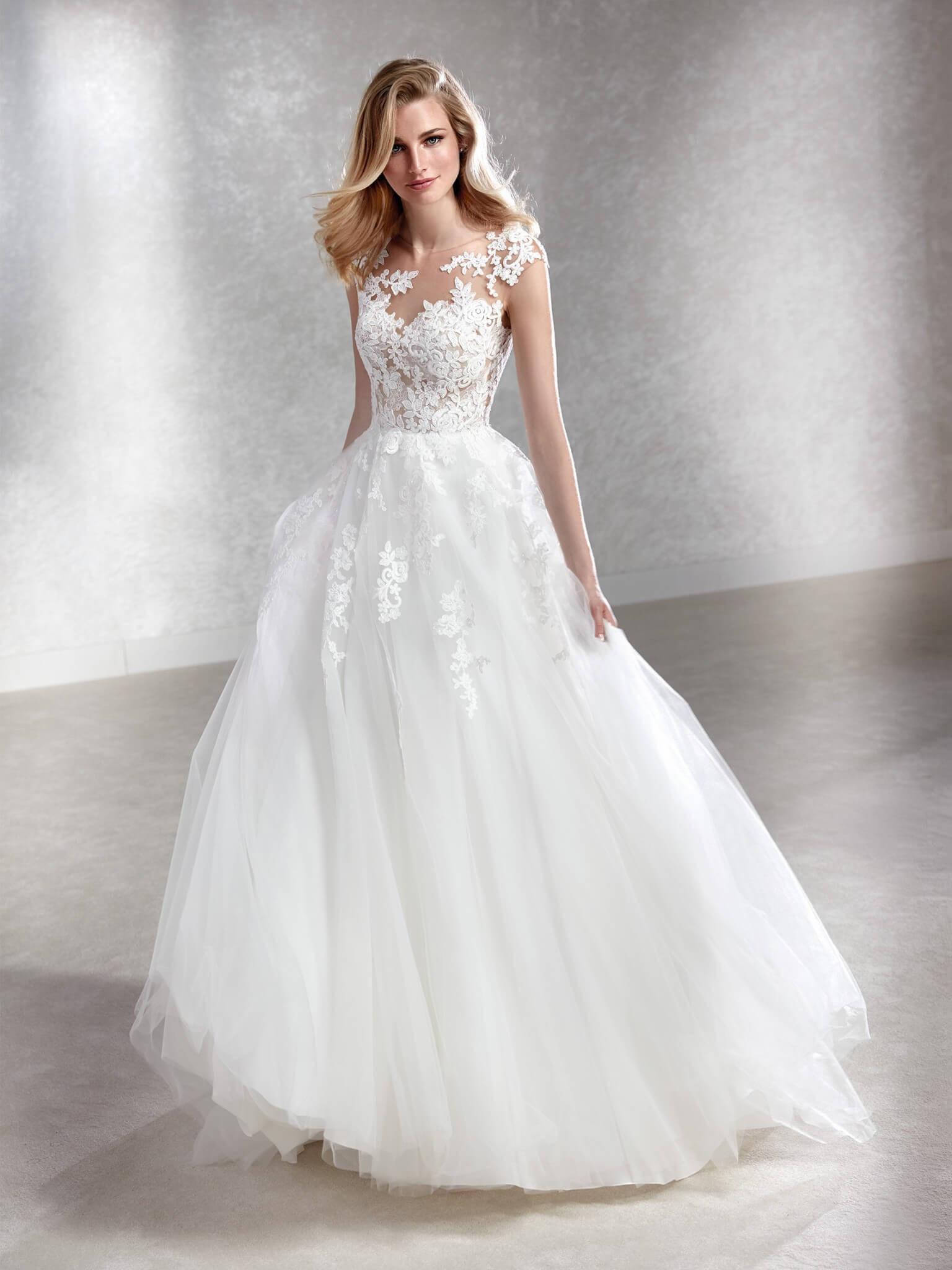 Hochzeitskleid M  Suknie Ślubne White one Salon sukien Ślubnych CLOO