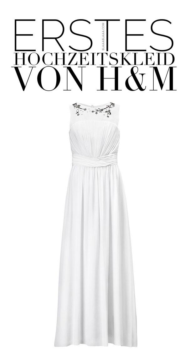 Hochzeitskleid M  Erstes Hochzeitskleid von H&M