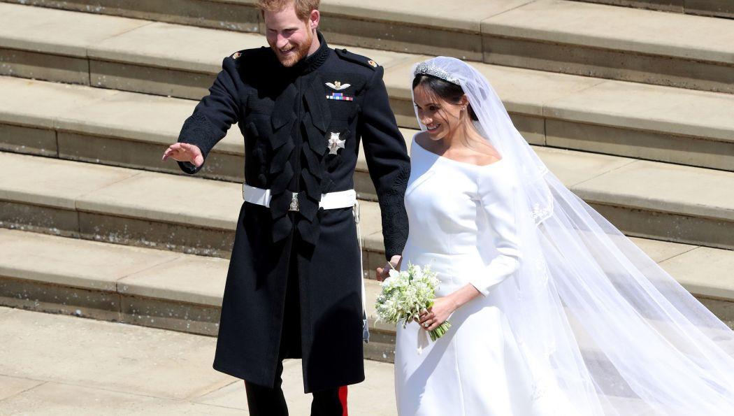Hochzeitskleid Meghan Markle  Brautkleid von Meghan Markle Pssst Diese 3 Styling Tipps