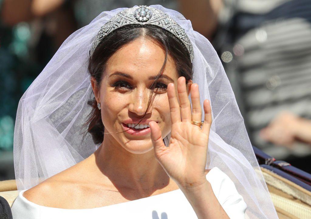 Hochzeitskleid Meghan Markle  Meghan Markle Alles über ihr Hochzeitskleid