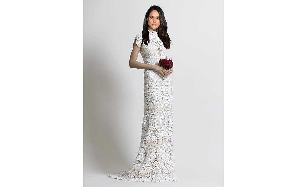 Hochzeitskleid Meghan Markle  Meghan Markles Hochzeitskleid So wird es aussehen
