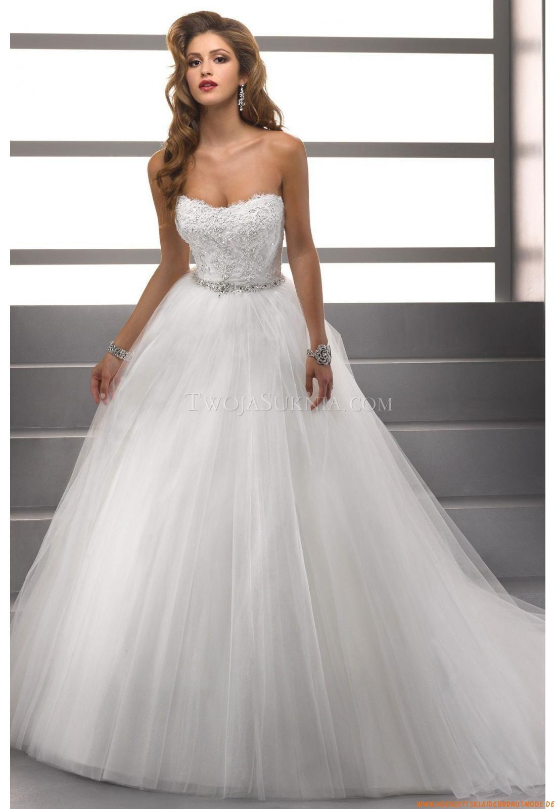 Hochzeitskleid Prinzessin Glitzer  Prinzessin Hochzeitskleid Glitzer Empire Brautkleider 2014