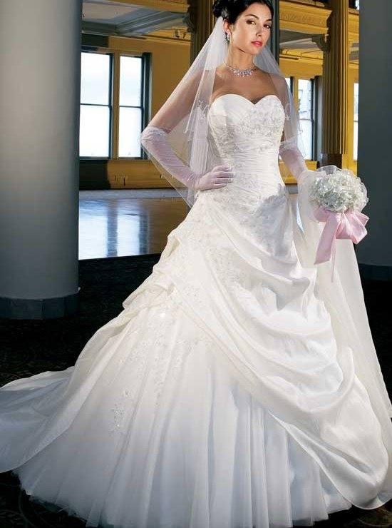 Hochzeitskleid Tüll  Hochzeitskleid tüll corsage Hochzeitskleid Brautkleid