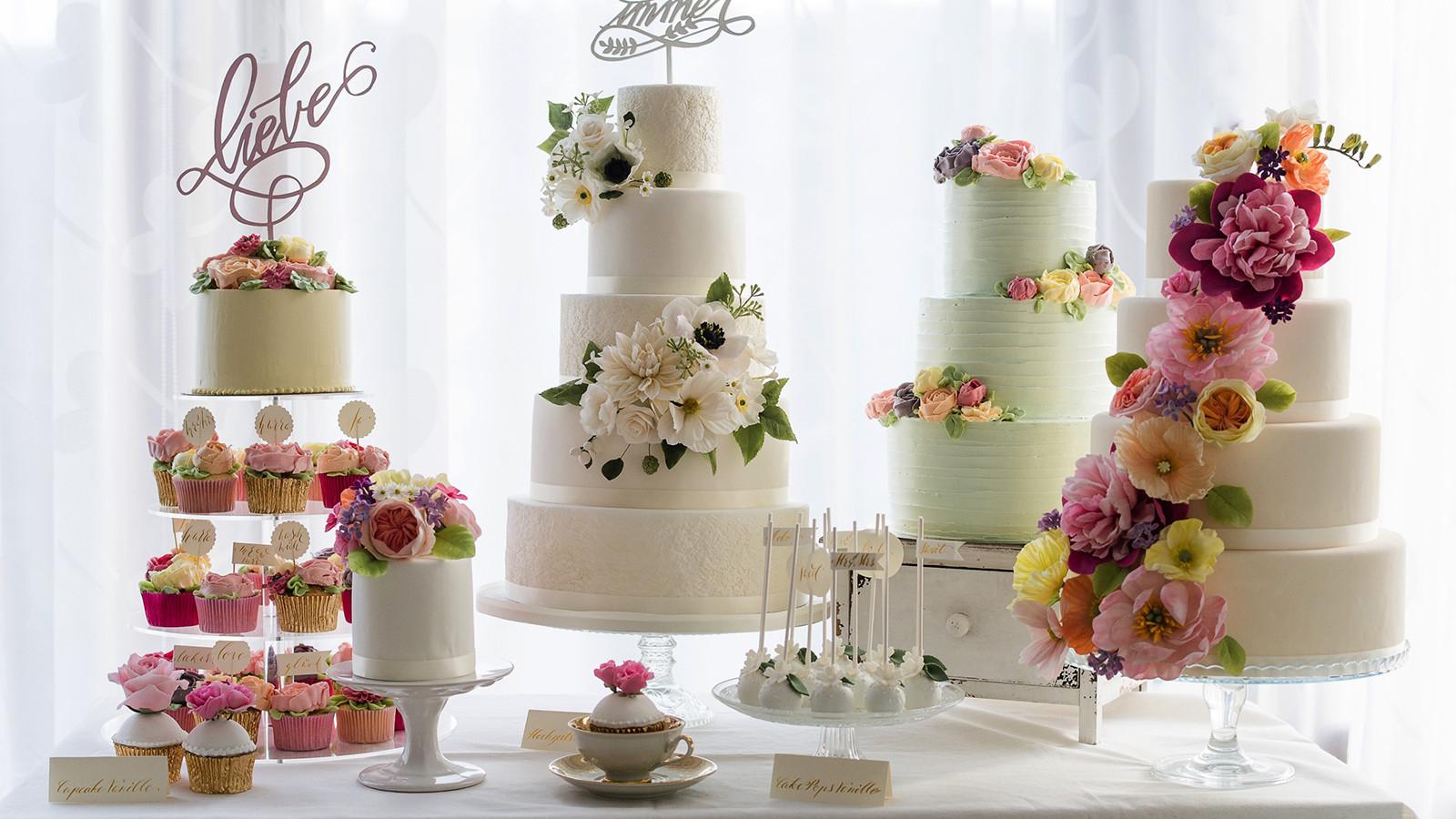 Hochzeitstorte Bestellen  Naschwerk & Co Willkommen