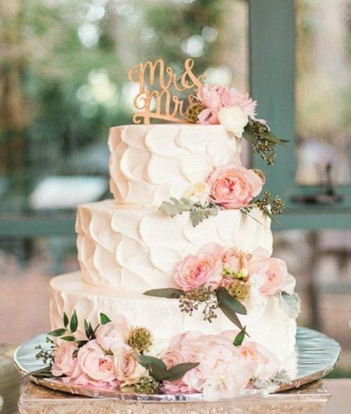 Hochzeitstorte Deko  1001 Ideen für Motivtorten selber machen und Freude