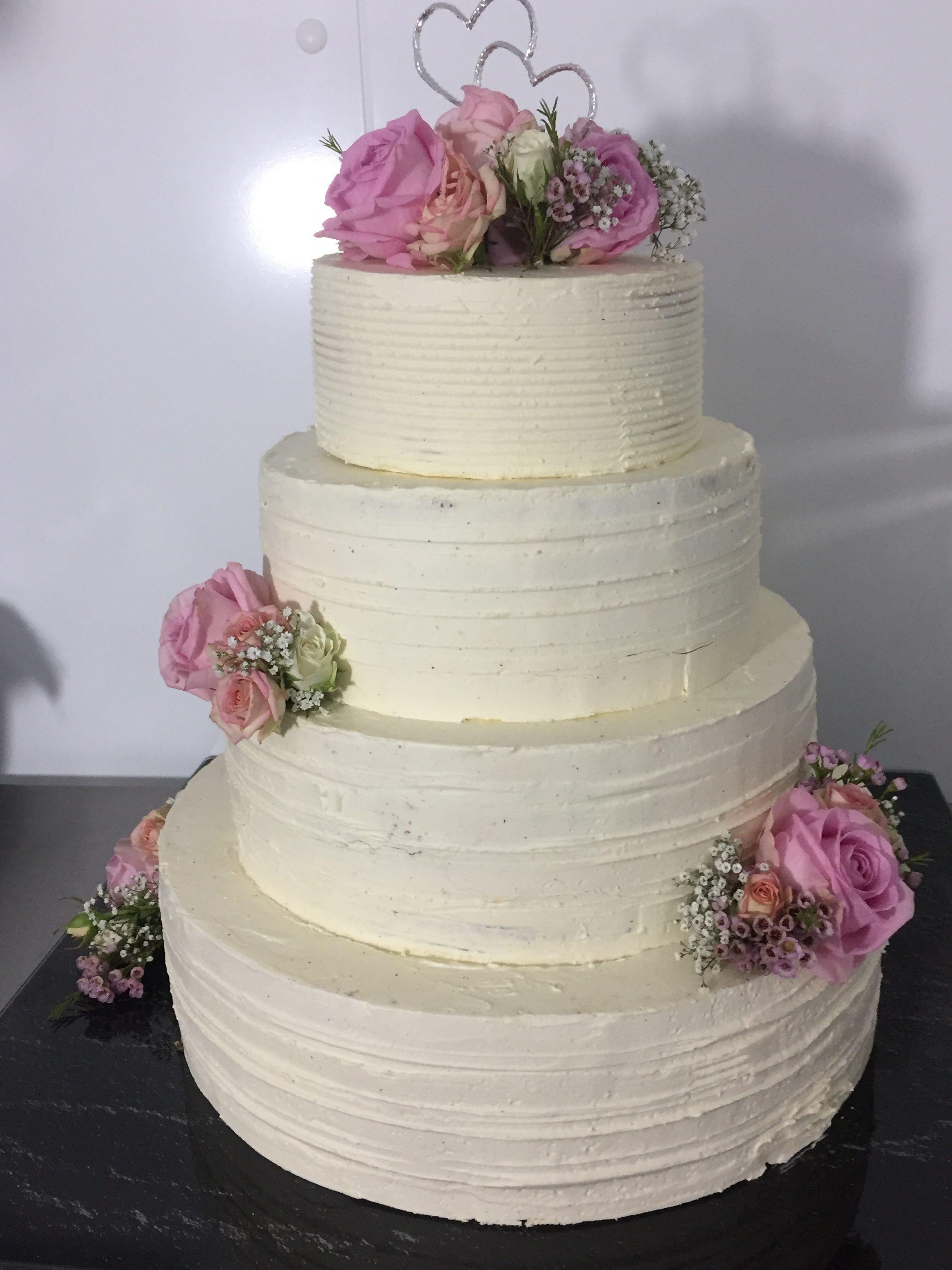 Hochzeitstorte Klein  Hochzeitstorte Klein Geburtstagstorte