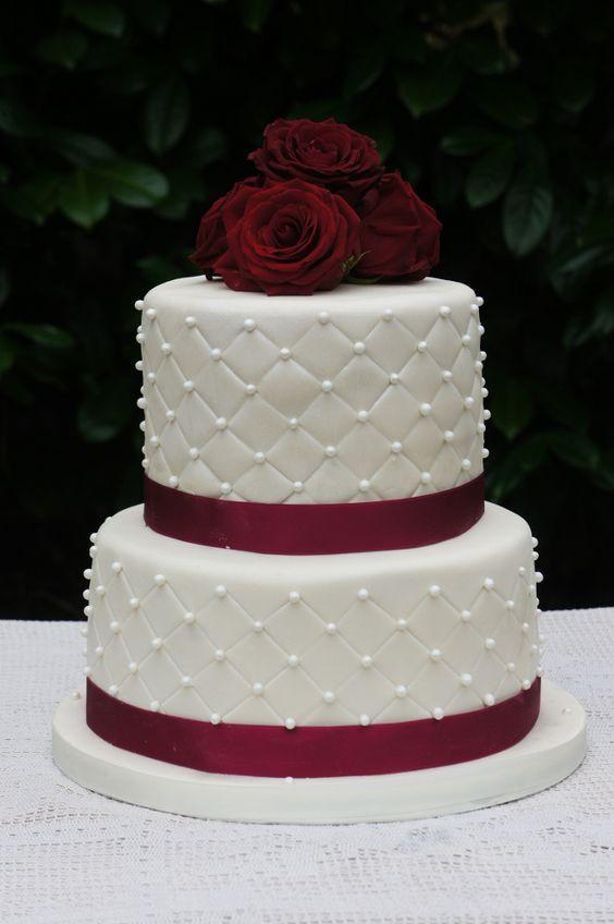 Hochzeitstorte Mit Rosen  Hochzeitstorte rosen Perlen 664×999