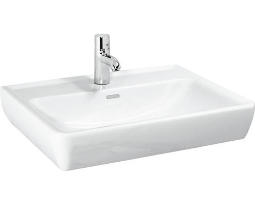 Hornbach Waschbecken  Waschbecken Laufen Pro 65x48 cm weiß jetzt kaufen bei