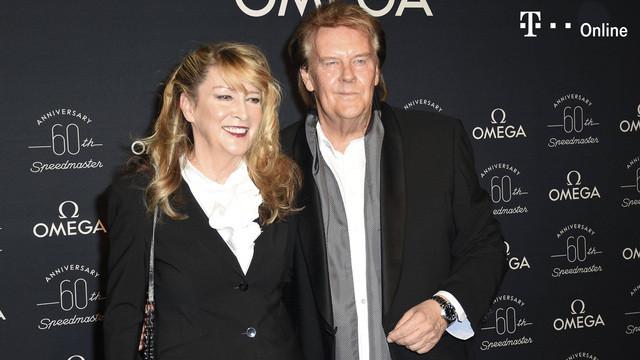 Howard Carpendale Hochzeit  Nach 30 Jahren Beziehung Howard Carpendale hat Donnice