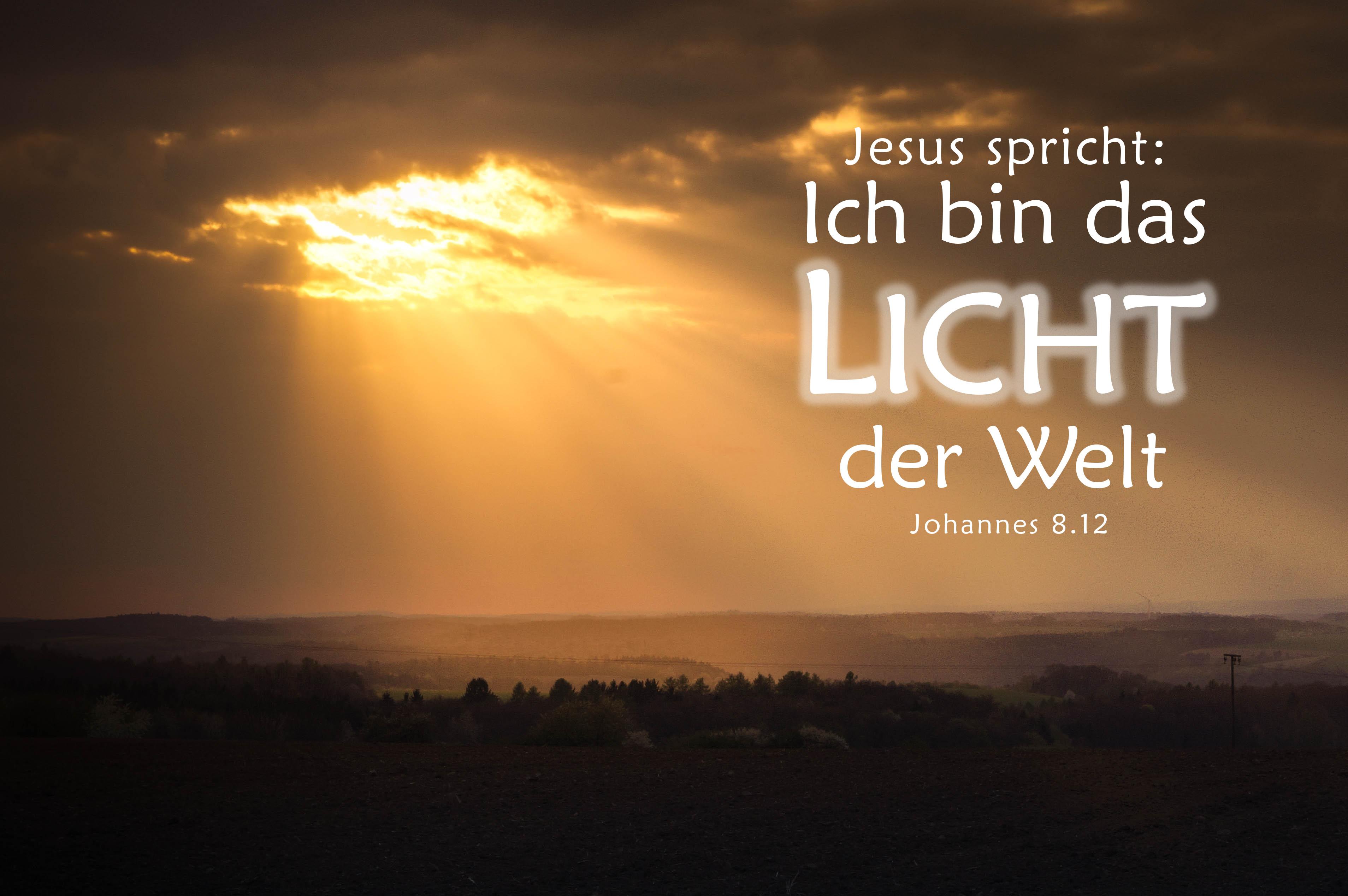 Ich Bin Das Licht Der Welt  Jesus ist das Licht der Welt Wallpaper – Gladium spiritus