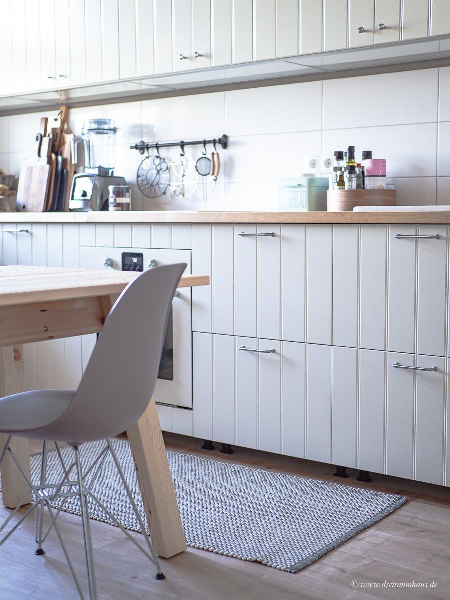 Ikea Beistelltisch Küche  IKEA Küche im Dekosamstag Flexibilität Anpassung und