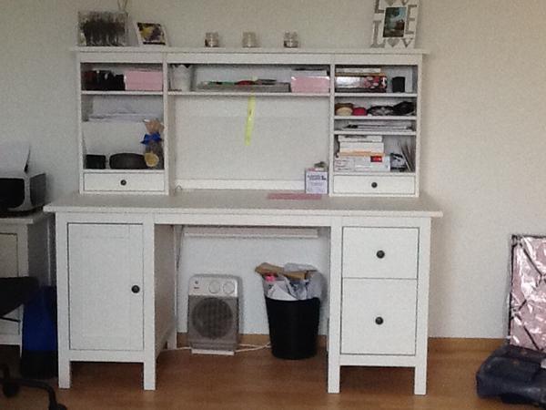 Ikea Hemnes Schreibtisch  schreibtisch aufsatz neu und gebraucht kaufen bei dhd24