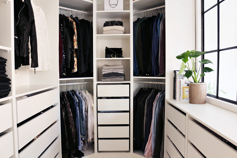 Ikea Kleiderschrank  IKEA PAX Kleiderschrank kombinationen & Inspirationen