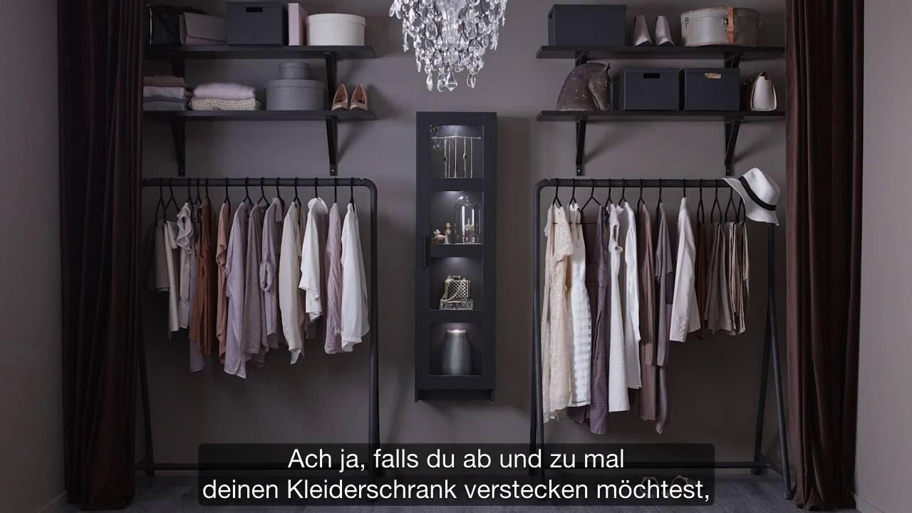 Ikea Kleiderschrank  IKEA fener Kleiderschrank für Modefans