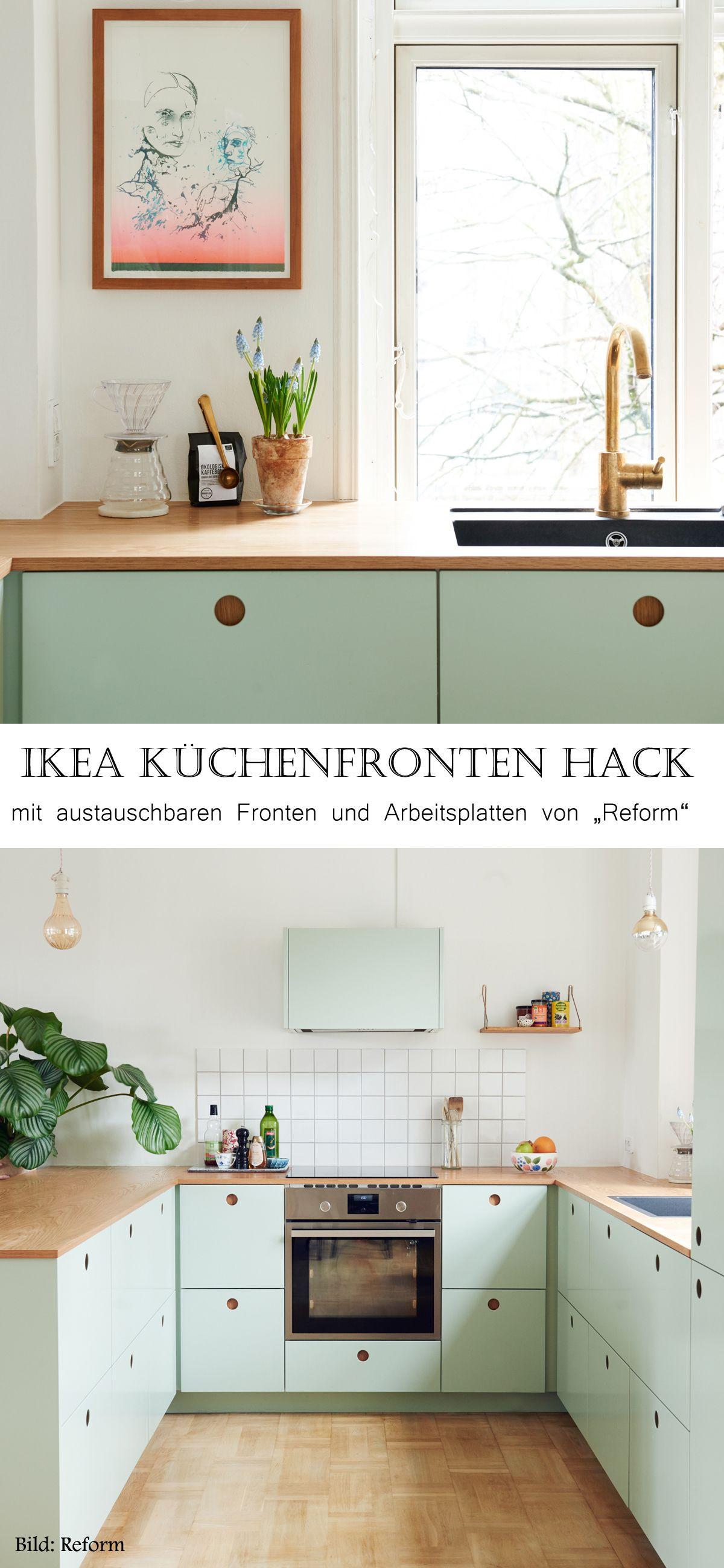Ikea Küchen Fronten  Ikea Küchenfronten pimpen