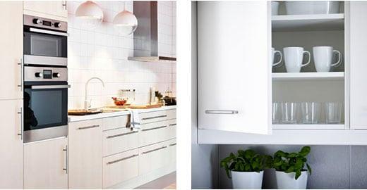 Ikea Küchen Fronten  Aus FAKTUM wurde METOD IKEA
