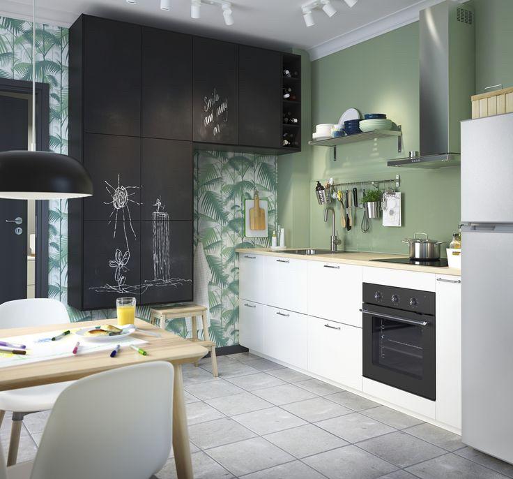 Ikea Küchen Fronten  Neue schöne Ikea Küchen 2018 Das sind Neuheiten und