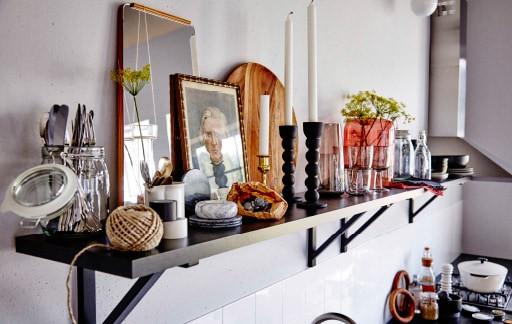 Ikea Küchenregal  Consejos Trucos e Ideas para decorar todas las