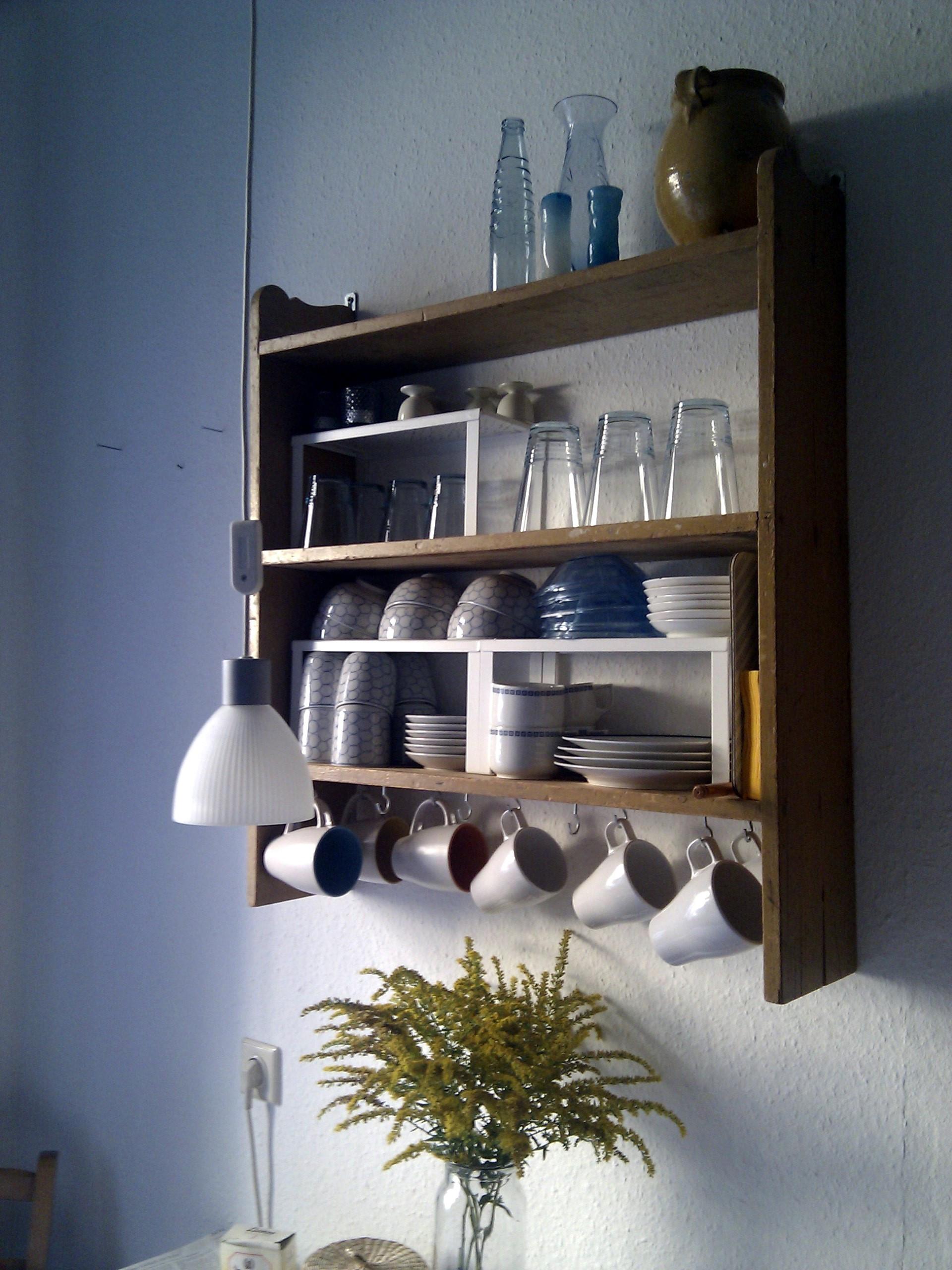 Ikea Küchenregal  Ikea Küche Hack