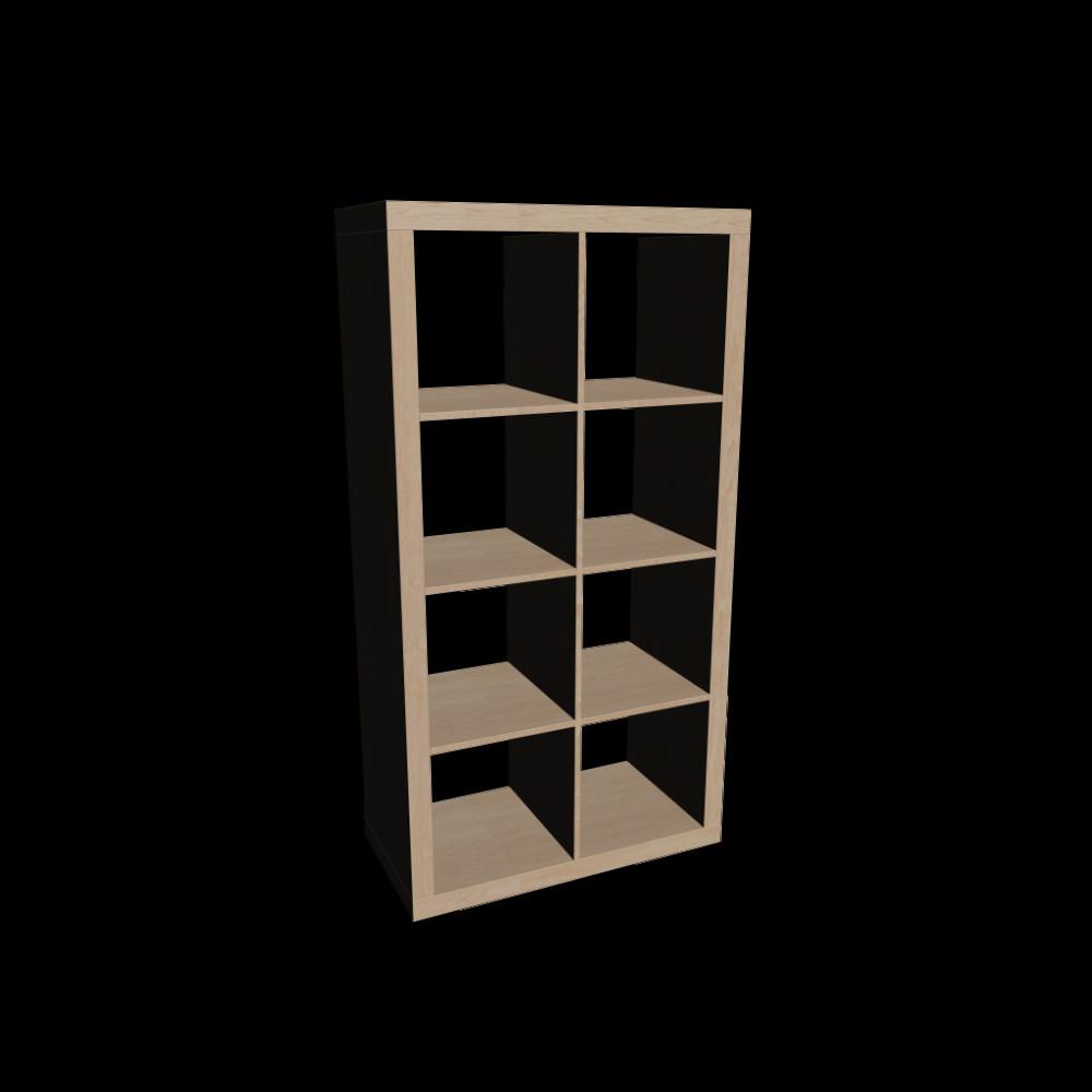 Ikea Regale  EXPEDIT Regal Einrichten & Planen in 3D