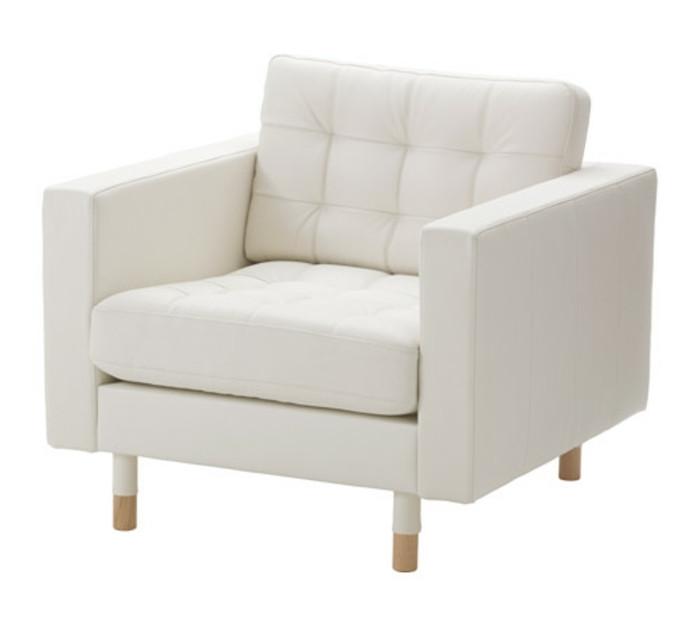 Ikea Sessel Weiss  20 Ikea Sessel mit coolem Design und Qualität überzeugen