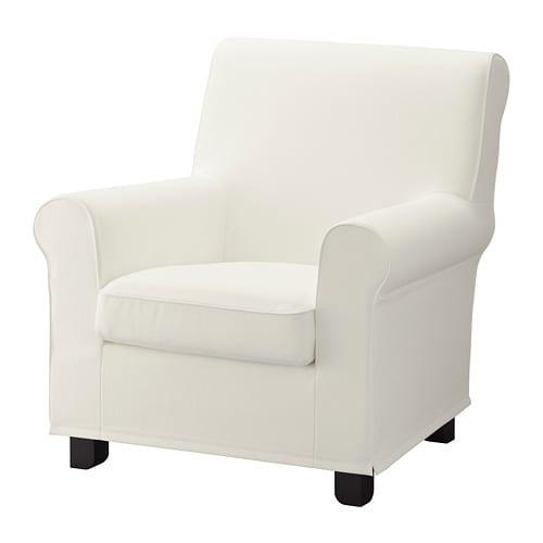 Ikea Sessel Weiss  GRÖNLID Sessel Inseros weiß IKEA