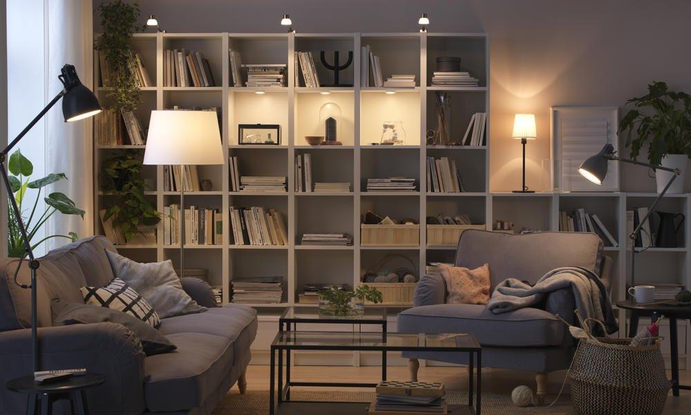 Ikea Wohnzimmer  Das Billy Regal So peppen Sie den Regalklassiker auf