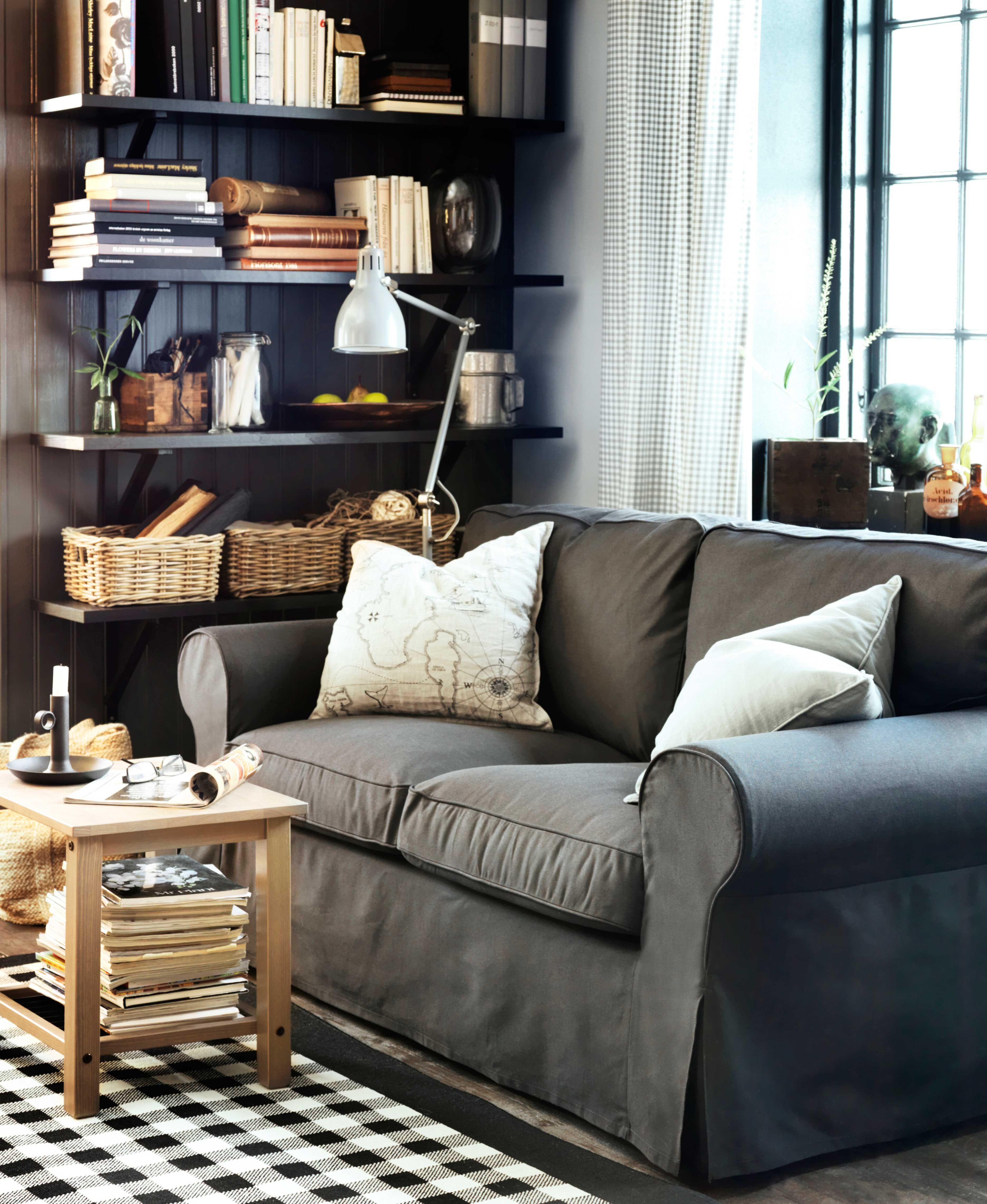 Ikea Wohnzimmer  IKEA Österreich Inspiration Wohnzimmer Sitzecke Sofa