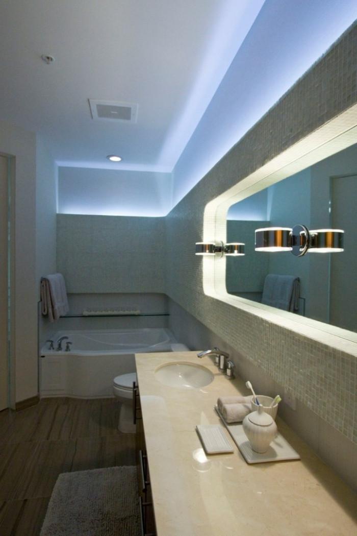 Indirekte Beleuchtung Bad  LED indirekte Beleuchtung für ein exklusives Badezimmer