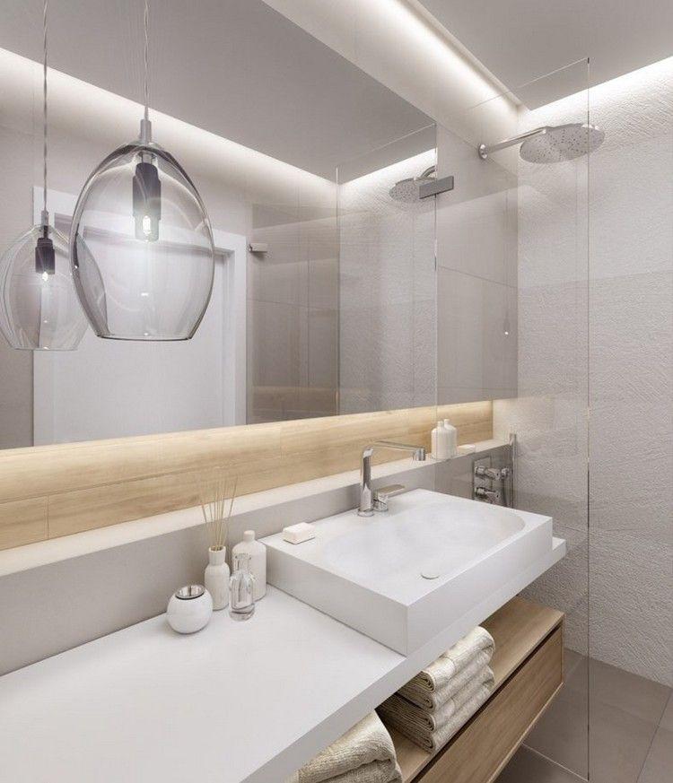 Indirekte Beleuchtung Bad  indirekte Beleuchtung an Wand und Decke