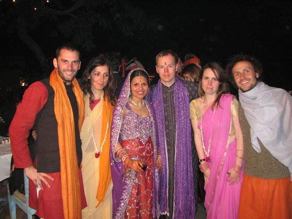 Indische Hochzeit Kleidung  Deutsch Indische Hochzeit Impressionen einer